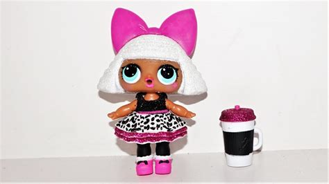 Lol Big Sister Diva Glitter Surprise Doll Series 3. By