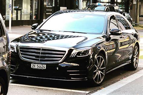 Vip Limousine Service by Limousine Chauffeur Service Switzerland Vip Limousine