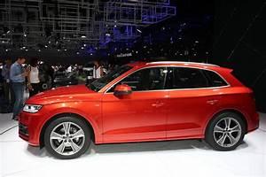 Audi Paris : all new 2017 audi q5 from the paris show floor ~ Gottalentnigeria.com Avis de Voitures
