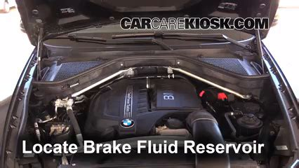 bmw  brake fluid level check  bmw