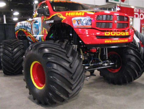 bigfoot monster truck wiki raminator truck wikipedia
