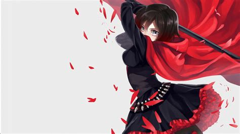 Hd Wallpapers Of Anime - ruby rwby wallpapers hd wallpapers id 17712