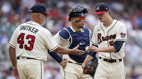 Max Fried beats Bauer 4-2, Braves take 2 of 3 from Dodgers ...