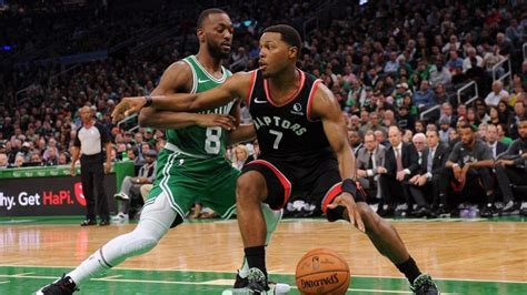 Raptors v Celtics - Game 1 Preview Celtics vs Raptors Shotoe