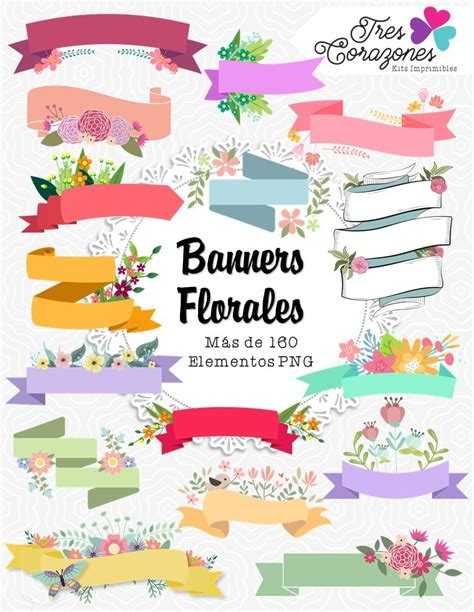 Packs Decorativos Material Digital Marcos Bordes Png