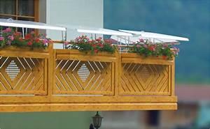 balkon gestalten balkonsanierung mit hornbach luxemburg With französischer balkon mit sonnenschirm reinigen