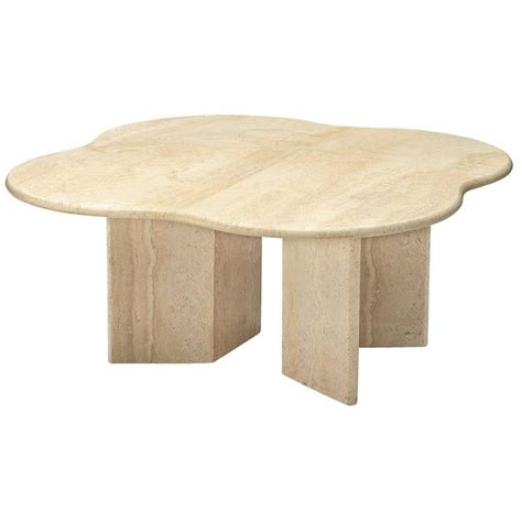 This superb collection of furniture features in the most exclusive private residences and in the finest luxury hotels, villas, embassies and palaces. European Freeform Coffee table in Travertine For Sale at 1stdibs | Coffee table vintage, Large ...