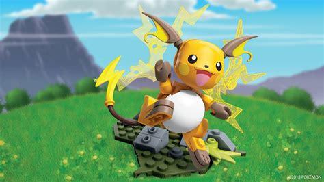 Pokémon - Raichu | Mega Construx