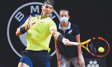Nadal to face Schwartzman in semis, Tsitsipas sails; Kenin ...