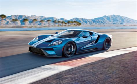 2017 Ford Gt Supercar First Ride