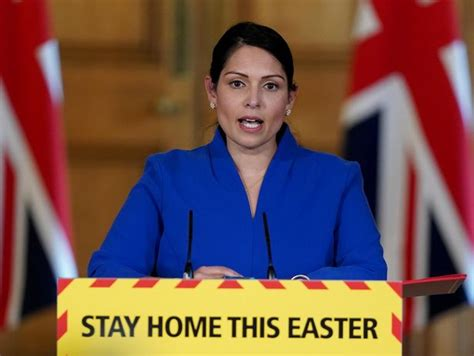 Priti Patel repeatedly refuses to apologise to NHS staff ...