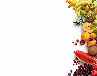 Background Fruits Healthy Foods Savon Space Market