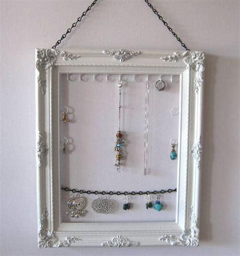 hanging jewelry display  organizer bedroom