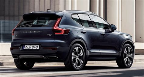 Volvo Cx40 2019 by 2019 Volvo Xc40 Gains 3 Cylinder Drive E Engine