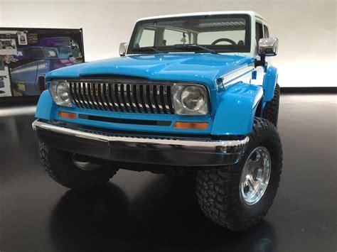 jeep chief crazy cool jeep cherokee chief concept jeepfan com