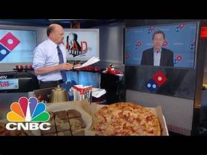 Domino's Pizza CEO: What's Cooking Behind Earnings | Mad ...