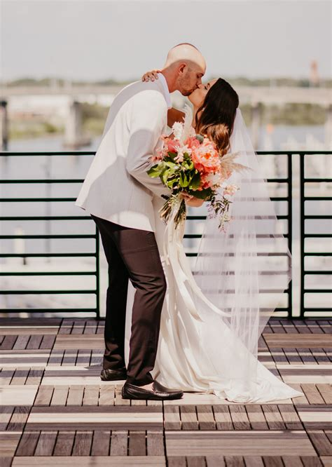 Elope Tampa Bay Marry Me Tampa Bay Local Real Wedding