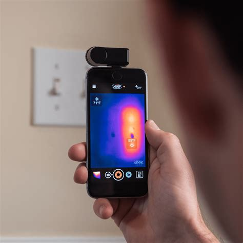 thermal iphone compact xr ios seek thermal imaging for iphone