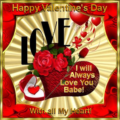 I Love You Sweetheart Happy Valentine's Day