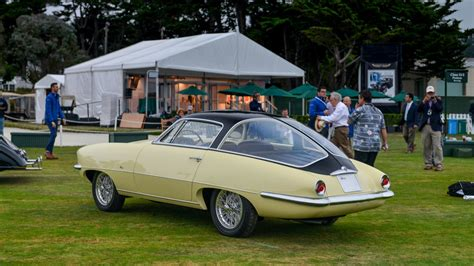 Explore The 2017 Pebble Beach Concours D'elegance Our Gallery