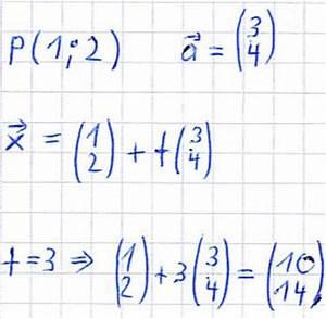 Richtungsvektor Berechnen : punktrichtungsgleichung ~ Themetempest.com Abrechnung