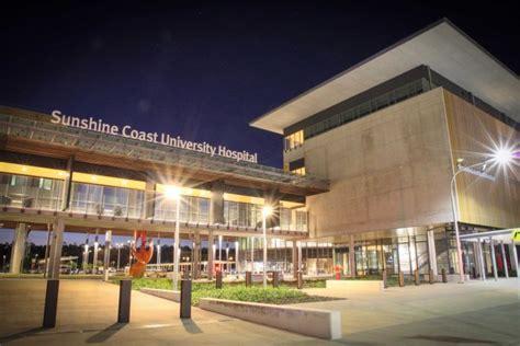 sunshine coast university hospital pelican waters community