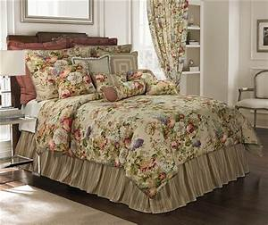 Waverly Bedding: Bringing that Glamour and Style back into