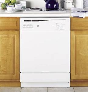 Ge Nautilus U2122 Convertible Dishwasher