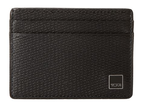 Slim Card Case Brown Leather