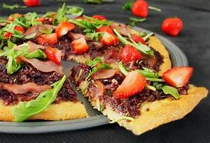 Idée Recette Saine : p te pizza saine et sans gluten la recette facile ~ Nature-et-papiers.com Idées de Décoration