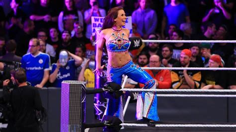 wwe profile page mickie james