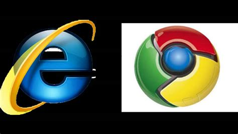 Internet Explorer Vs Google Chrome