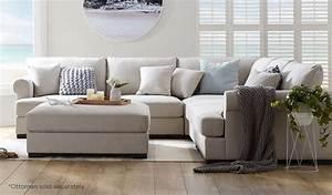 Hampton Inspired Large Corner Modular Lounge