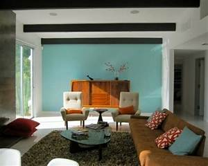 Living room design ideas in retro style – 30 examples as