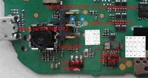 Nokia Asha 200 Keypad Ic Jumpers