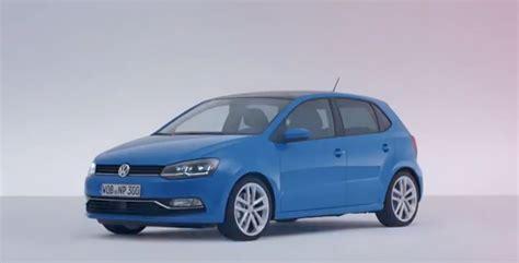 volkswagen polo 2014 fresh videos detail 2014 vw polo changes autoevolution