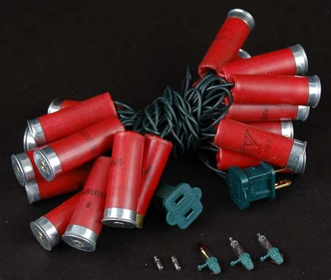 shotgun shell lights colored shotgun shell string lights novelty lights inc