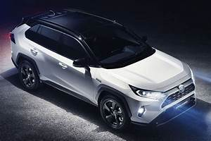 Nouveauté Toyota 2018 : toyota rav4 2019 la cinqui me g n ration pr sent e new york ~ Medecine-chirurgie-esthetiques.com Avis de Voitures
