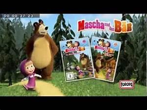 Bettwäsche Mascha Und Der Bär : mascha und der b r dvd trailer youtube ~ Buech-reservation.com Haus und Dekorationen