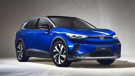 Volkswagen's Newest Electric Vehicle Is A SUV Called ID.4 ...