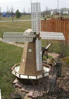 wooden dutch windmill plans  plans turn  closet