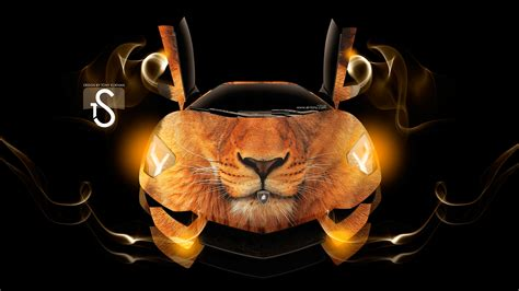 lion car image gallery lion car