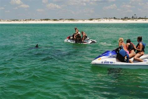 Johns Pass Boat Rentals by Chilling At Johns Pass Sandbar Life Is Good Picture Of