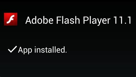 flash player for android phones install flash player even if it not officially supported