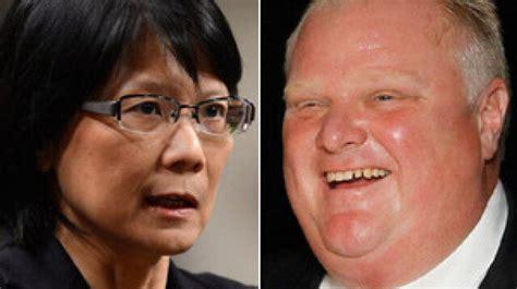 Olivia Chow For Toronto Mayor? MP Says She's Considering ...