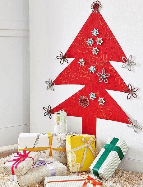 c 243 mo hacer un 225 rbol de pared muy navide 241 o navidad tu