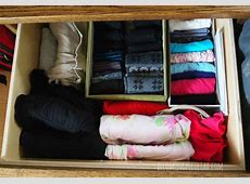 The LifeChanging Magic of KonMari Folding Why And How