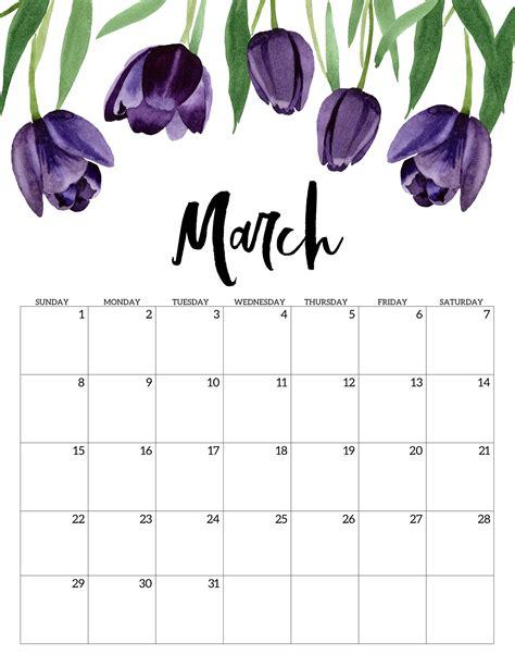 Blank Calendar 2020 February