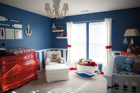 Nautical-themed Nursery Ideas