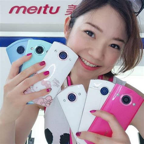 China's Meitu enhances discovery of different self ...